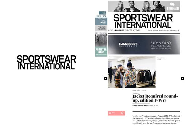 Sportswear International